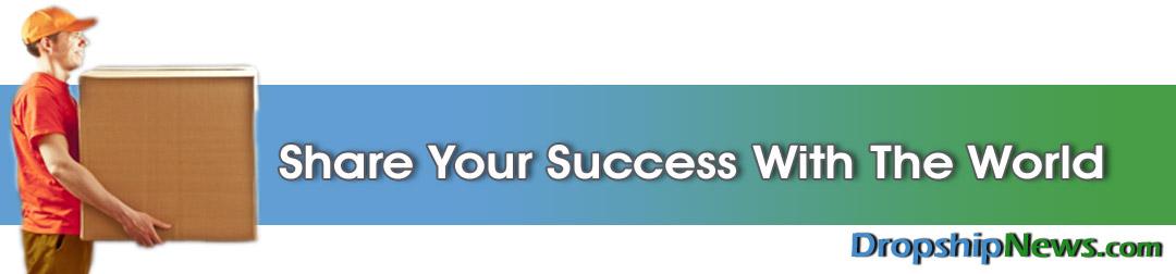 Dropshipping Success Header Image