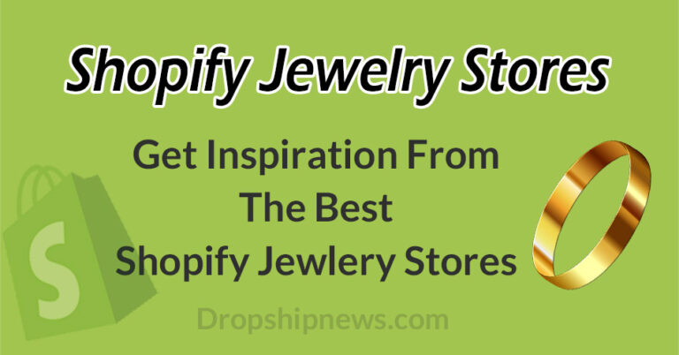 The Best Shopify Jewelry Stores To Visit