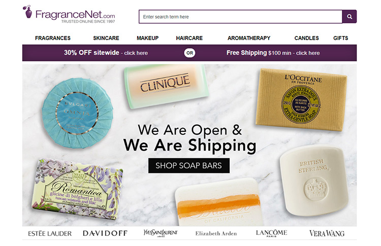 Fragrance.net Dropship Program
