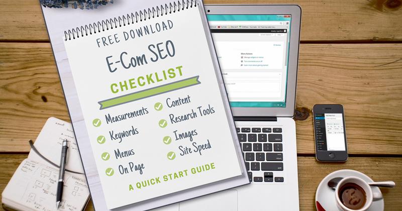 Shopify SEO Checklist Banner