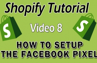 Shopify Tutorial For Beginners – What's The Facebook Pixel?