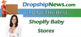 Best Shopify Baby Stores