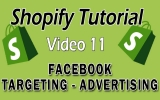 Shopify For Beginners – Facebook Ad Placements Targeting